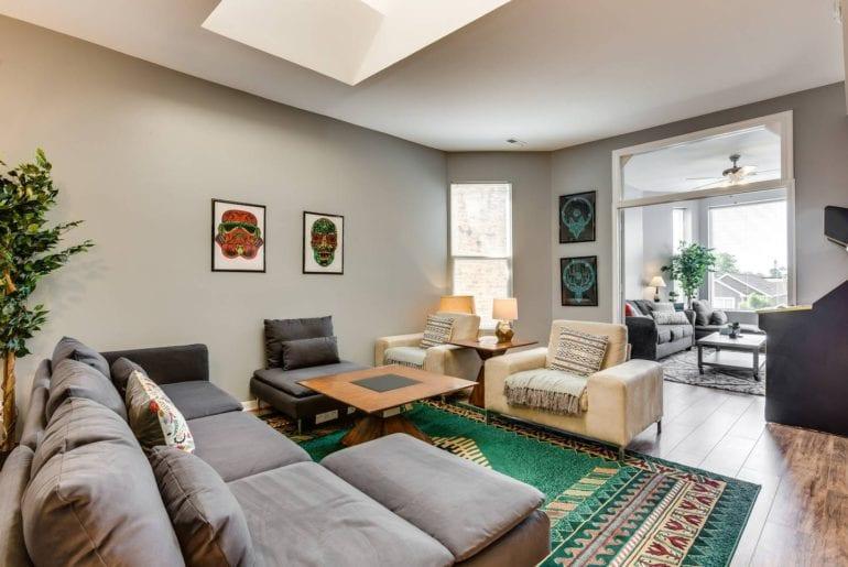 greystone mansion in garfield park airbnb