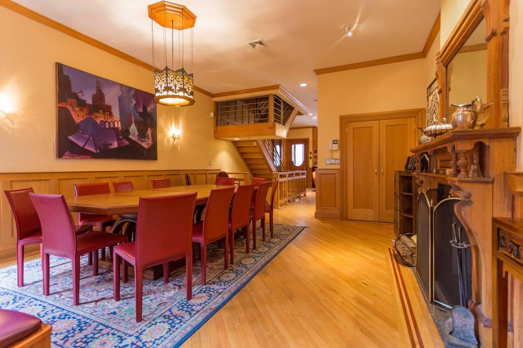landmarked jazz mansion in harlem