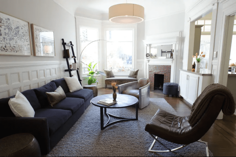 airbnb san francisco home near hayes valley