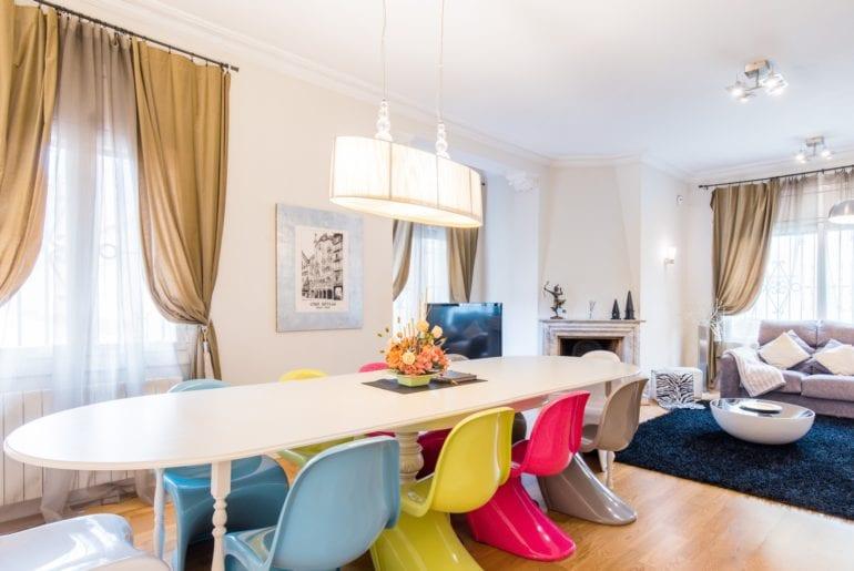 beautiful airbnb villa in barcelona