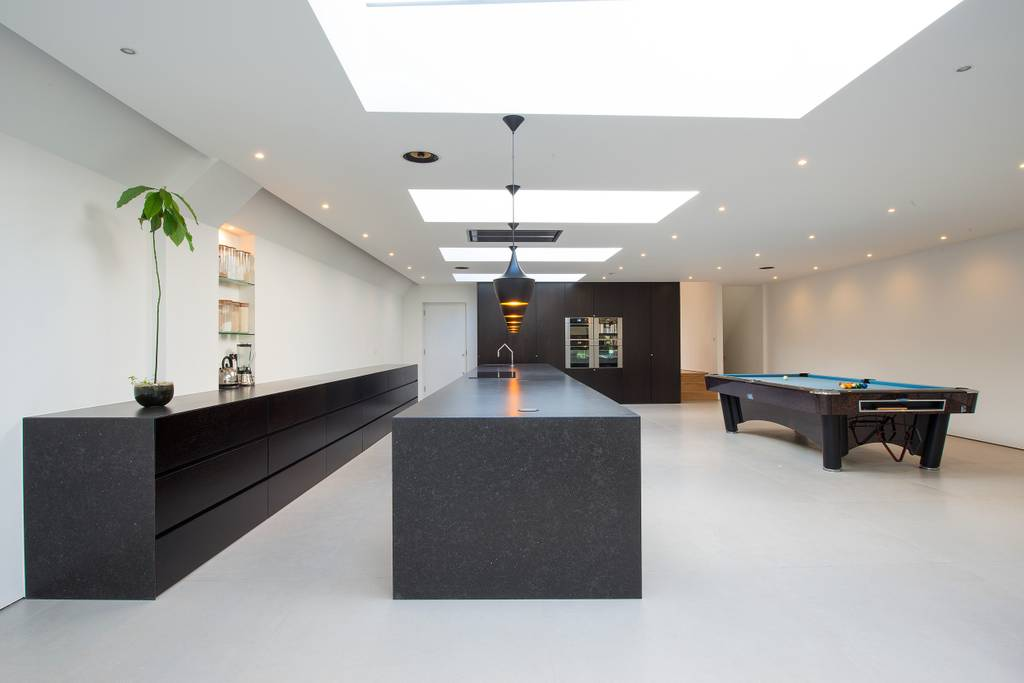 ultra modern fulham townhouse airbnb