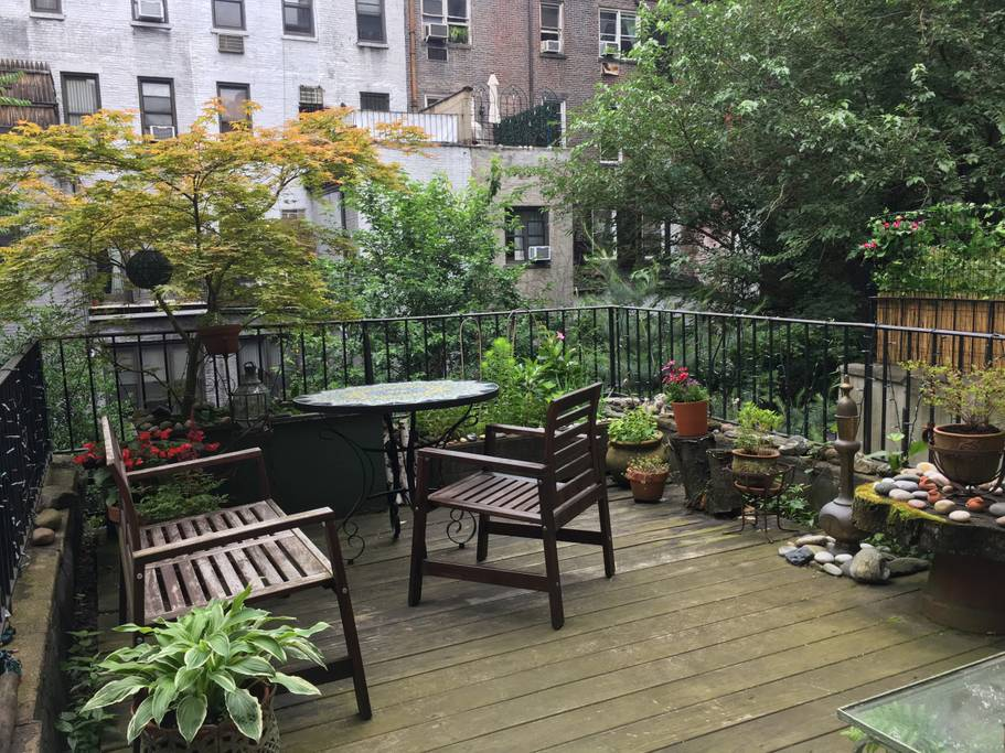 upper west side airbnb property