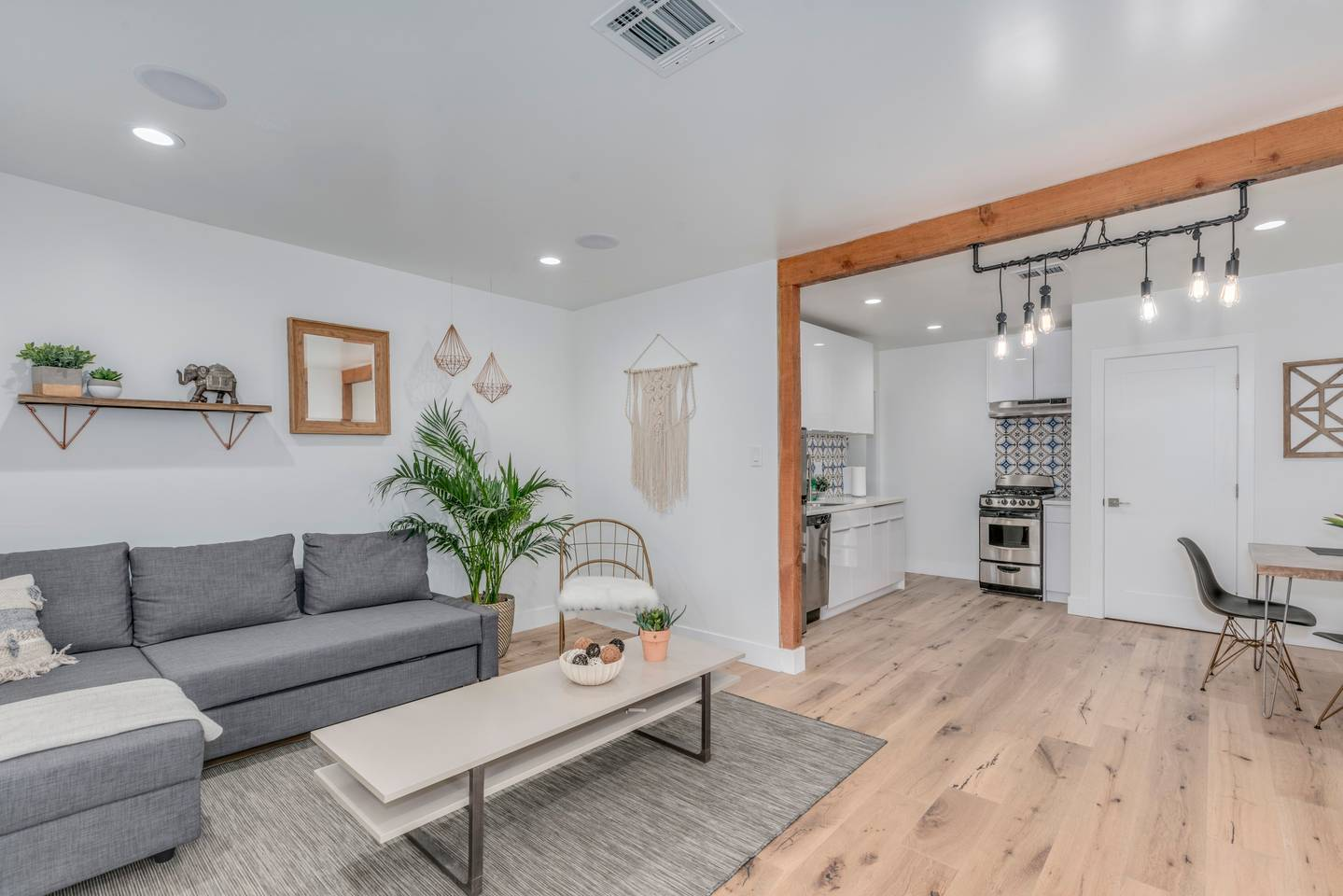 bali inspired airbnb home in silverlake