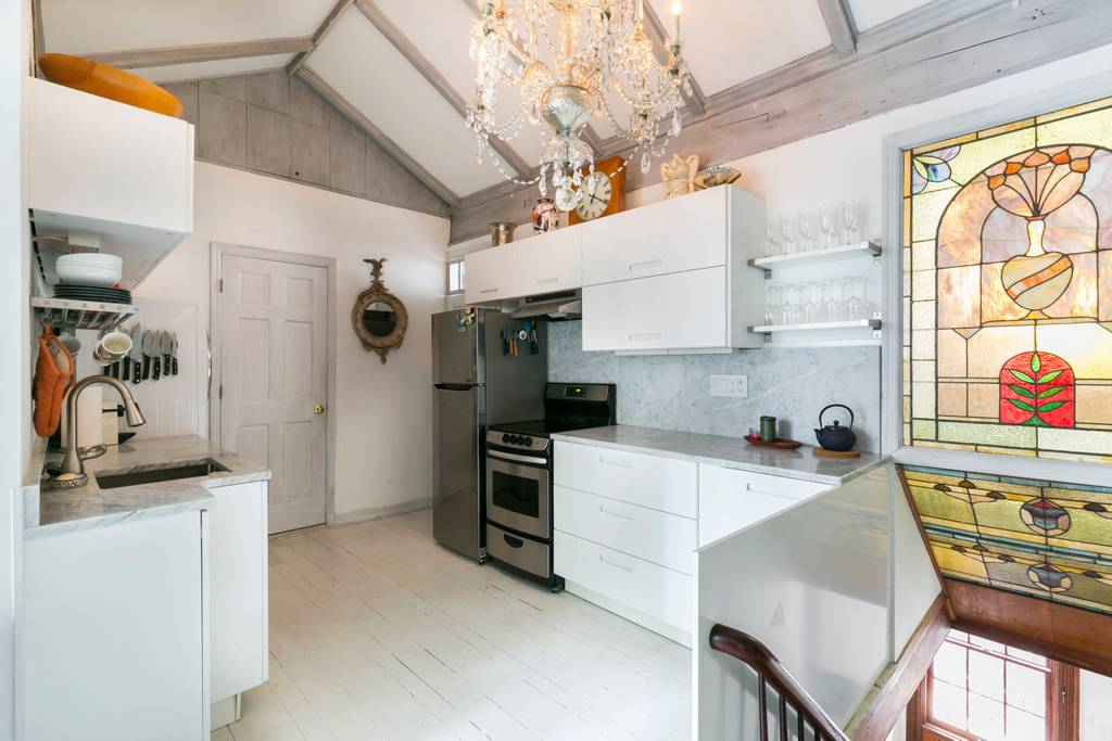 parisian style home in new york city airbnb