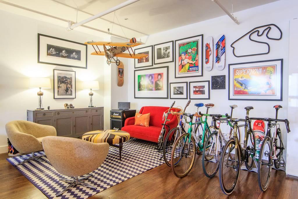 ultra trendy and modern flatiron home nyc