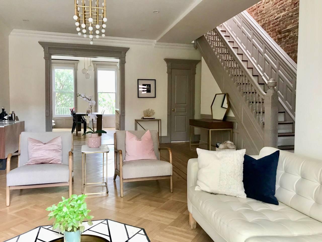 hip and elegant brooklyn home designed by a beastie boy