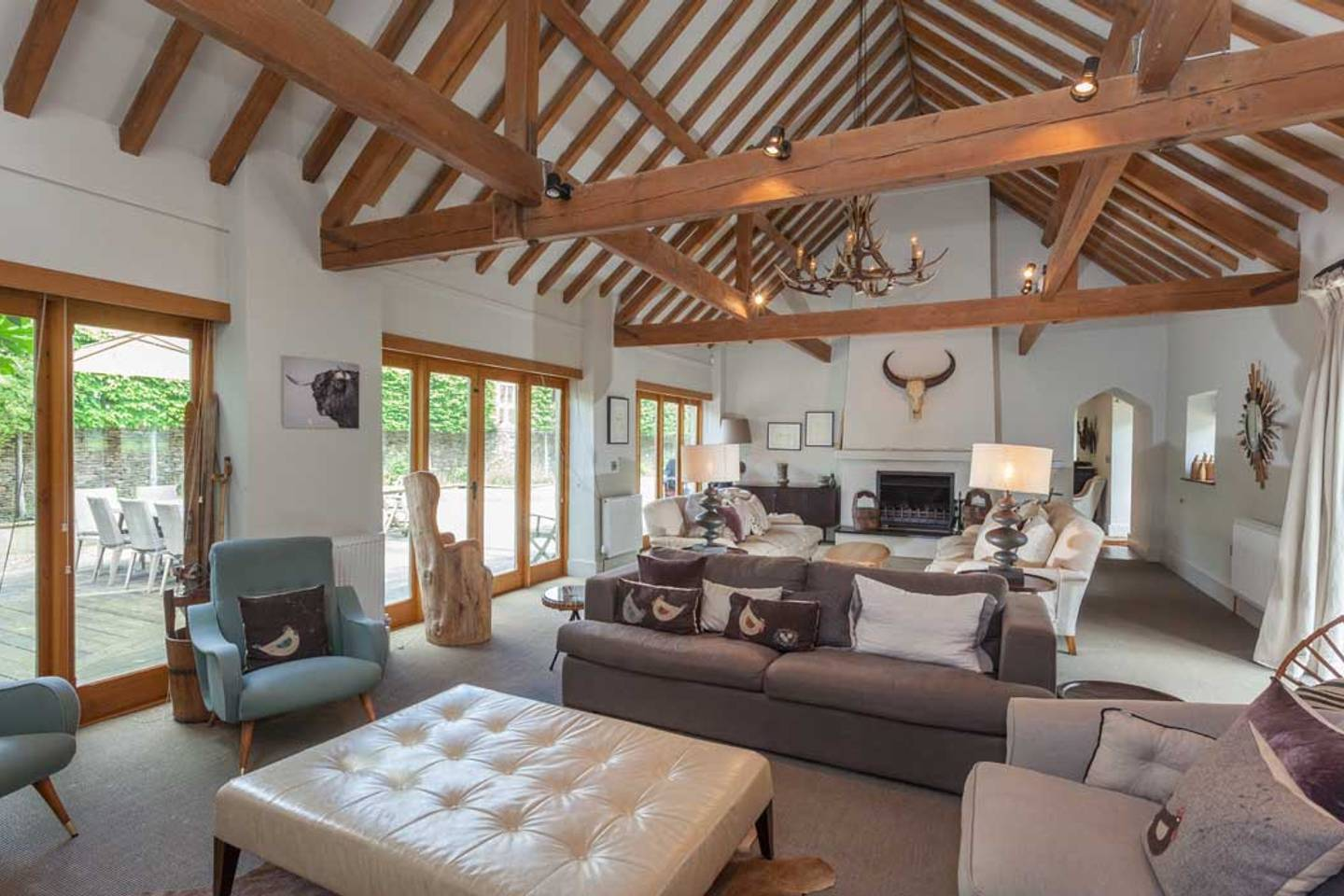 luxury cotswolds home with expose beam work airbnb