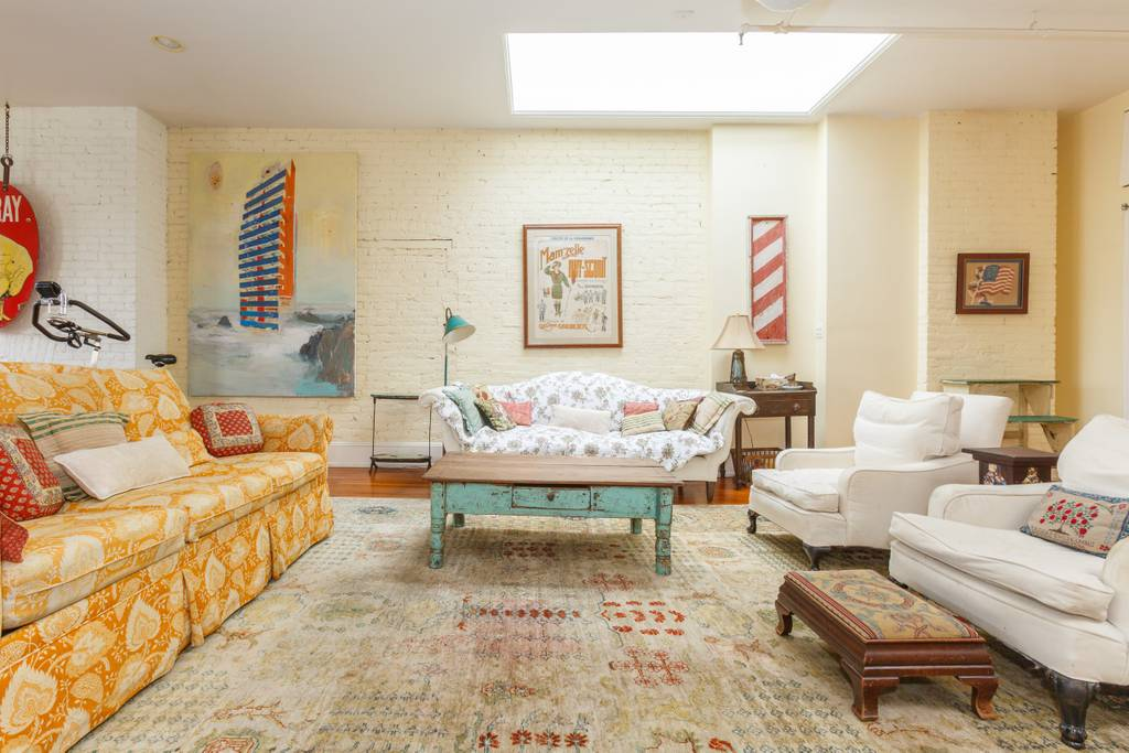 spacious new york apartment used as a filming location