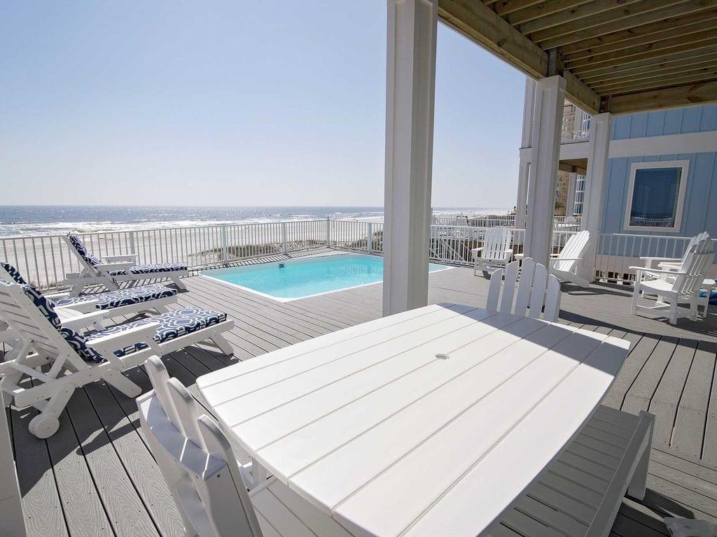 orange beach airbnb luxury vacation rental