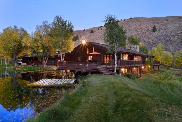 sun valley cabin airbnb