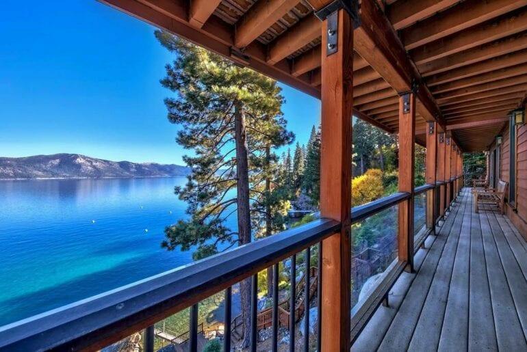 lake tahoe airbnb home