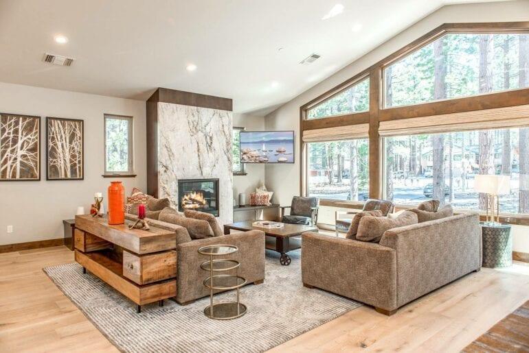 airbnb near skiing lake tahoe