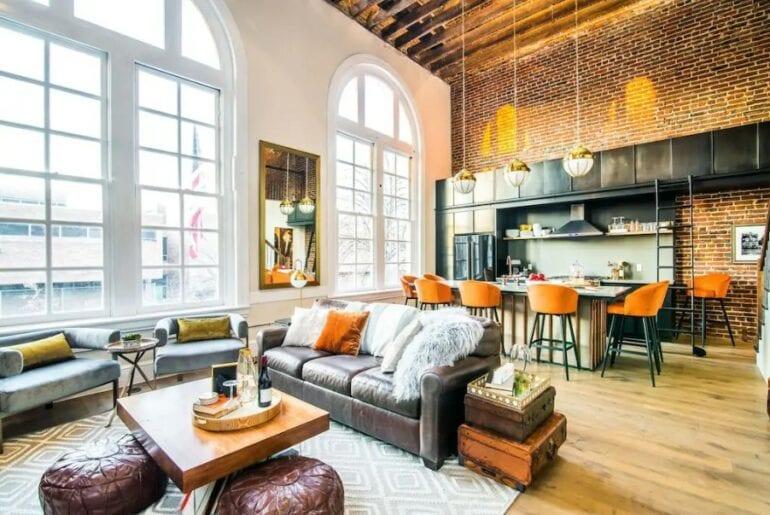 historic penthouse washington dc