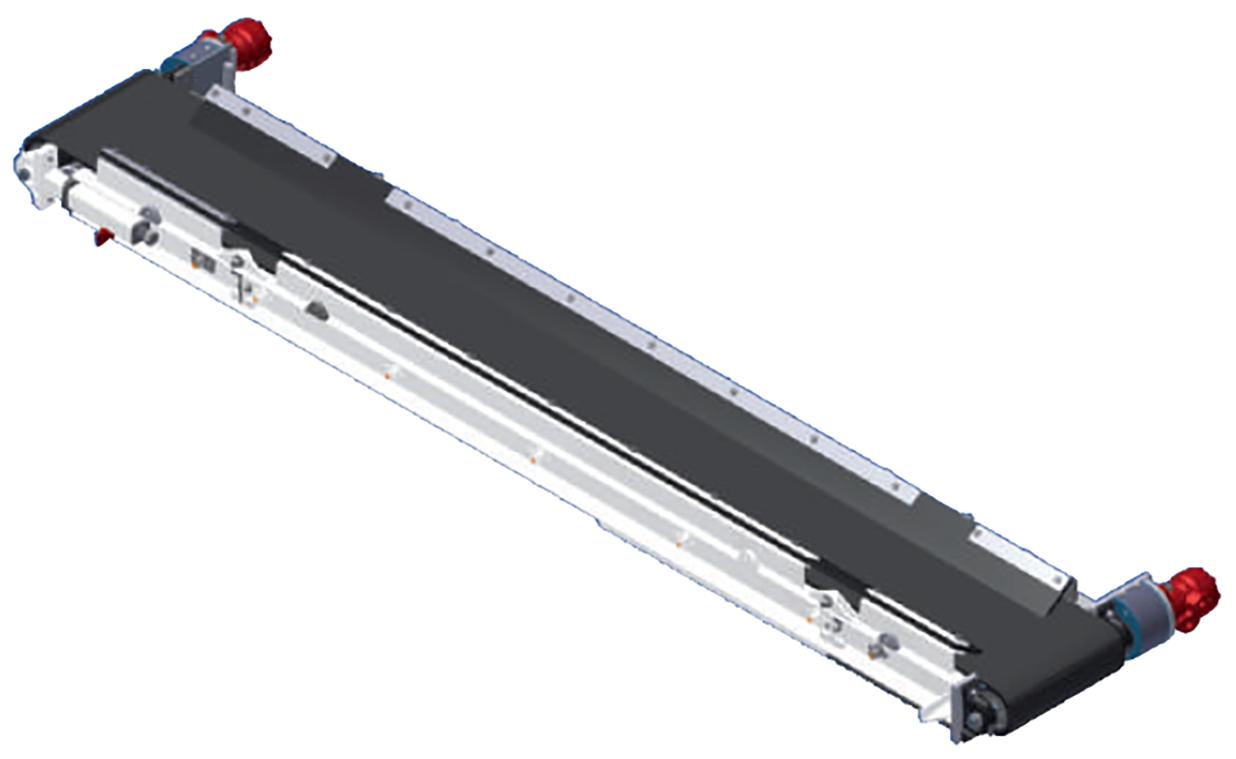 Micro-Padder Conveyor
