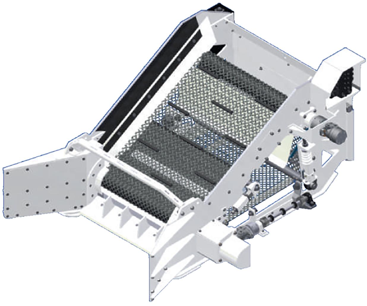 Micro-Padder Elevator