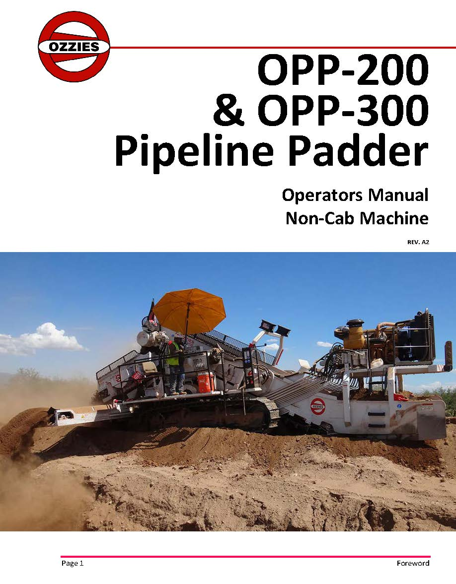 OPP200_OPP300_NON-CAB_Manual_CoverPage