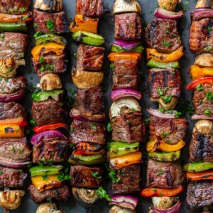 The Best Shish Kabob Recipe with Beef 07 1024x1536 1