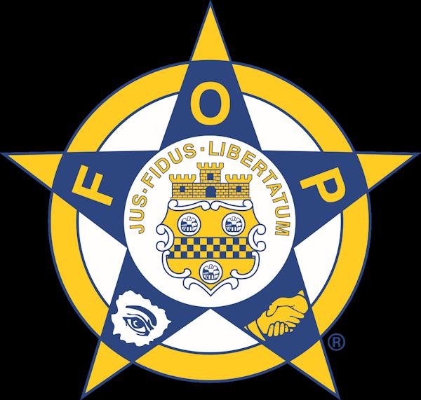Fraternal Order of Police (FOP) Logo