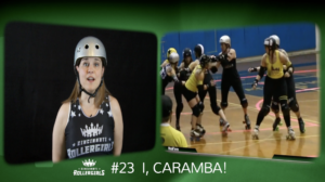 Cincinnati Rollergirls: Why We Vote