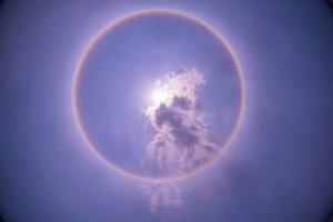 Mexico Sun Rainbow