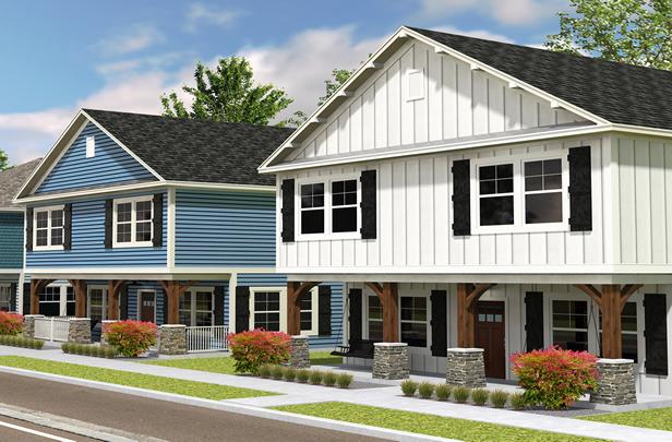 Whitham Cottages / UA