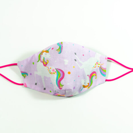 Childrens Mask Unicorns Rainbows (8)