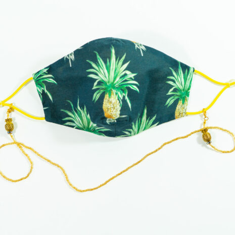 Chain Mask Pineapple Gold 2
