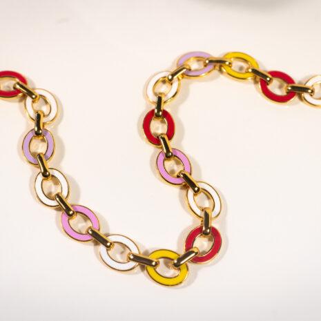 Mask Chain Rainbow Chain (2)