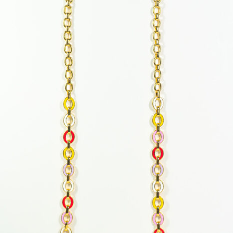 Mask Chain Rainbow Chain (4)