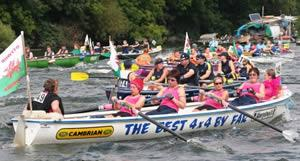 Great River Race 2014