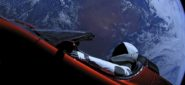 What Gets to Outer Space First? A Tesla Spaceship or Its Stock Price?