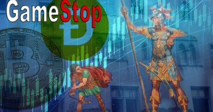 Cryptos, GameStop, David vs. Goliath: What's the Next Big Mood Clash?