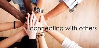 Connecting with others