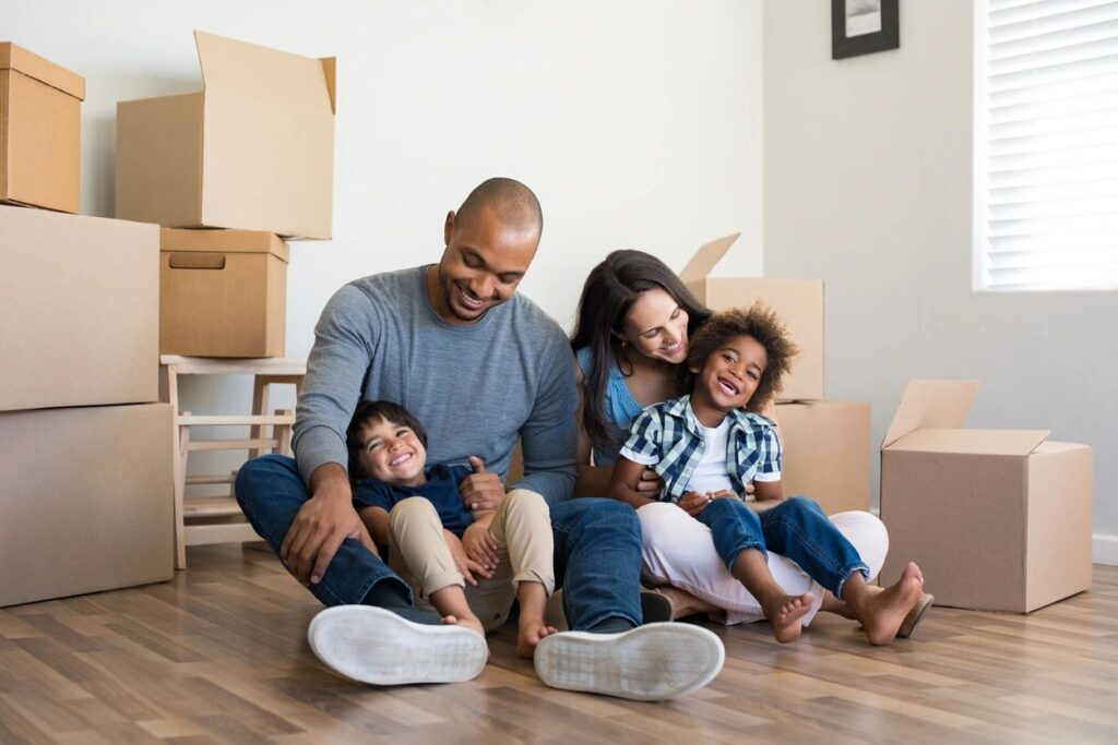 Our move in and move out cleaning services can make your move easy and more enjoyable