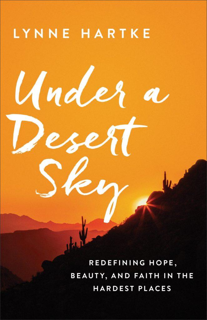 Under a Desert Sky cover