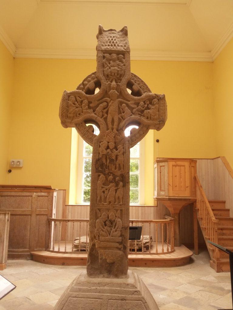 Durrow Abbey High Cross
