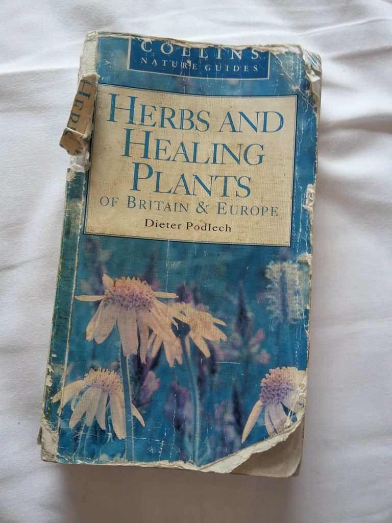 Herbs and Healing Plants Book
