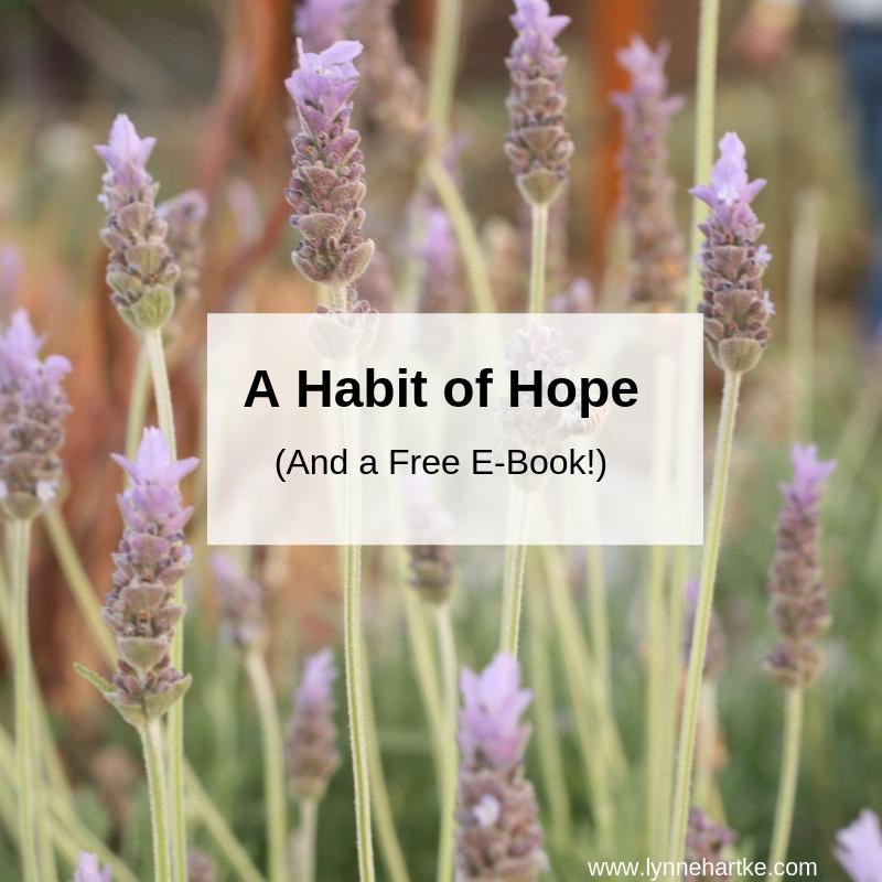 habit of hope