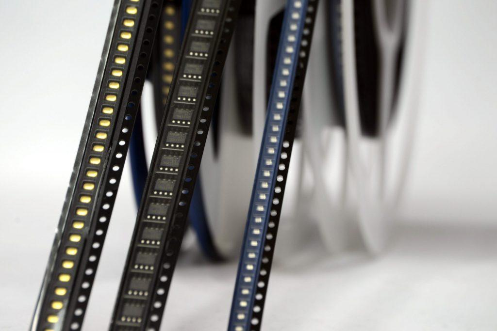 : SMC Packaging - Tapes & Reels