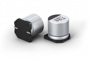 Fig 5: Electrolytic SMD Capacitors