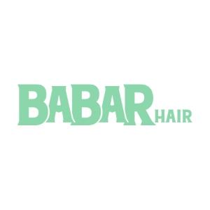 babar hair