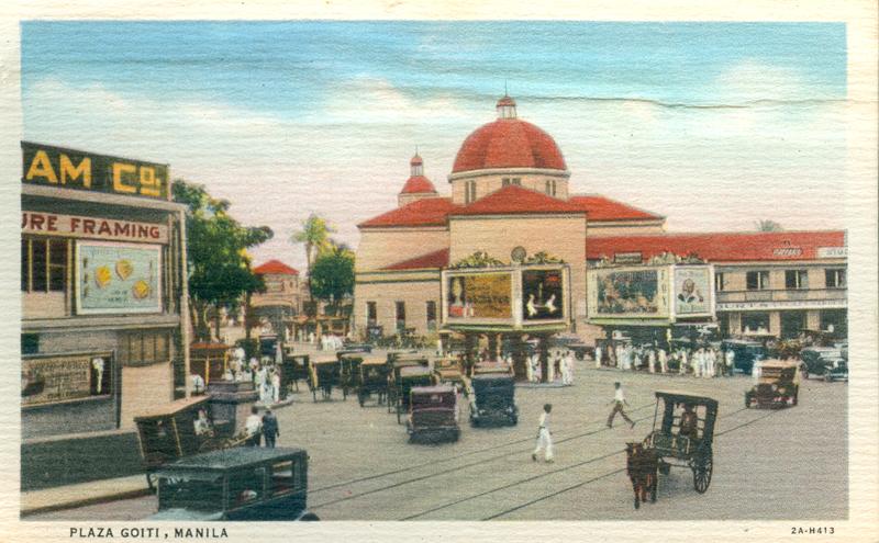 After WW1 - Plaza Goiti