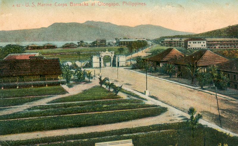 The Military - Marine Barracks Olongapo