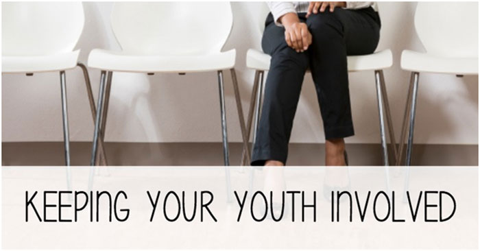 How to Keep Youth Involved