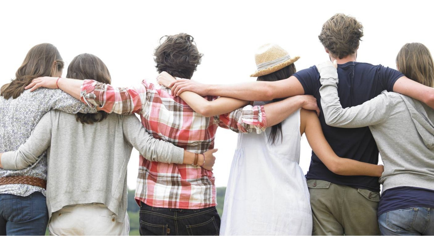 Here is a free youth group lesson on friendships to teach students that they aren't created do life alone. They need other Christian friendships where they can encourage and be encouraged.