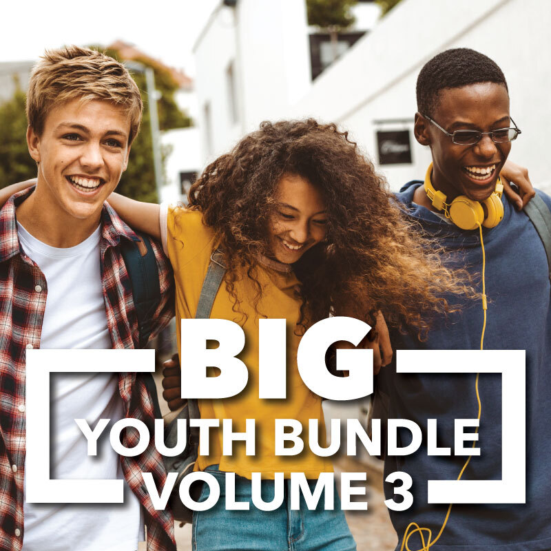 Save 83% on $1,174 worth of youth ministry lessons & games.