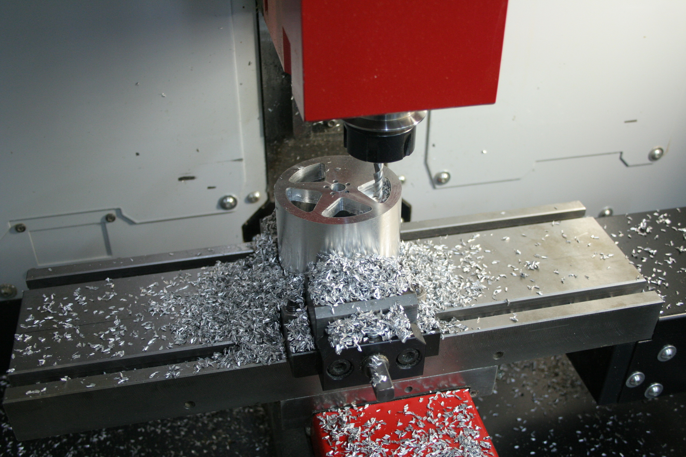 Dry Machining – Milling, Grinding, Drilling with CO2 Coolant