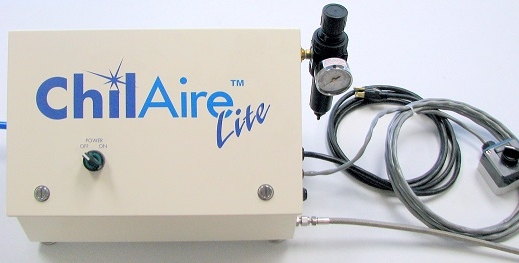 ChilAire Lite Portable CO2 Coolant Delivery System