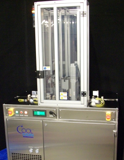 Cleaning Using an In-Line Automated CO2 Technology Solution