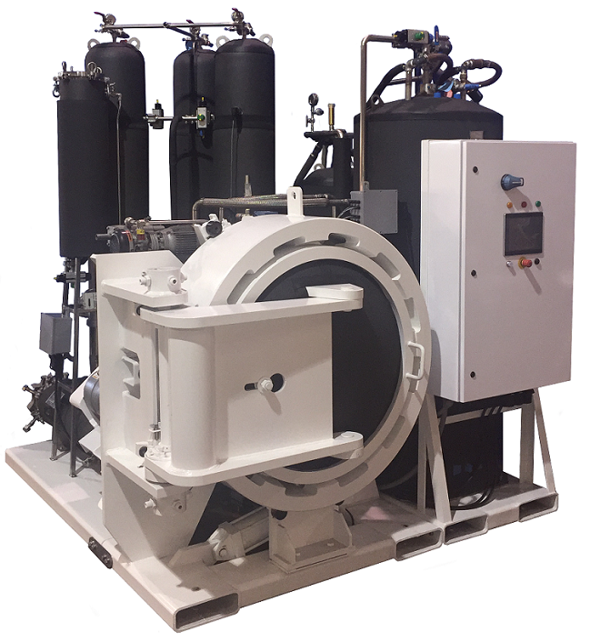 CO2 Extraction Equipment for Hemp Oil Extraction